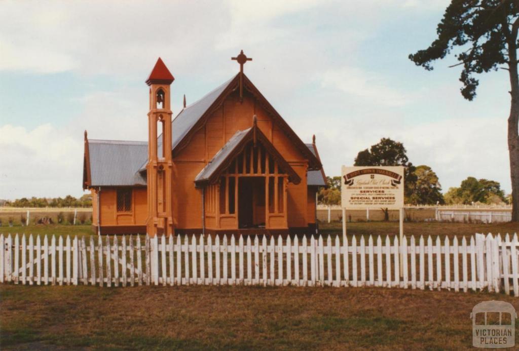 Church of England, Tarraville, 2003