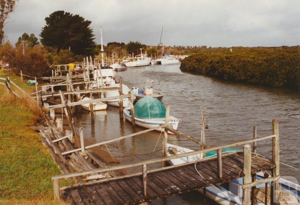 Franklin River, Port Franklin, 2003