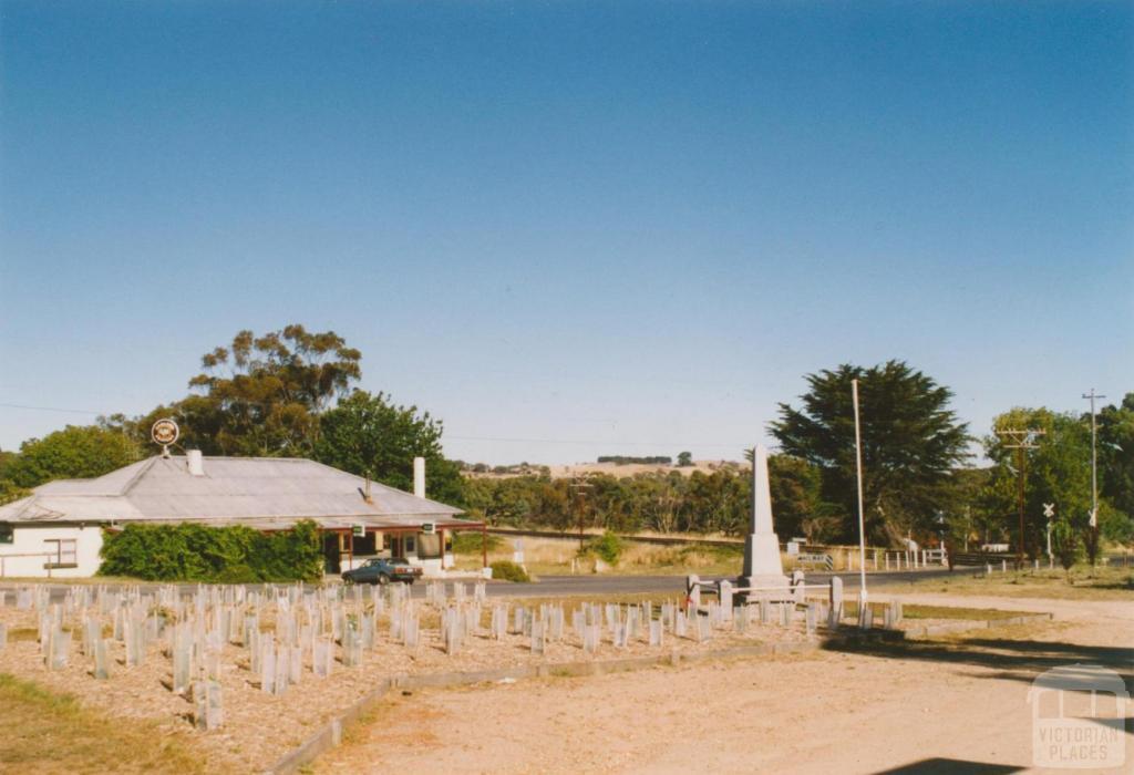 Elphinstone, 2003
