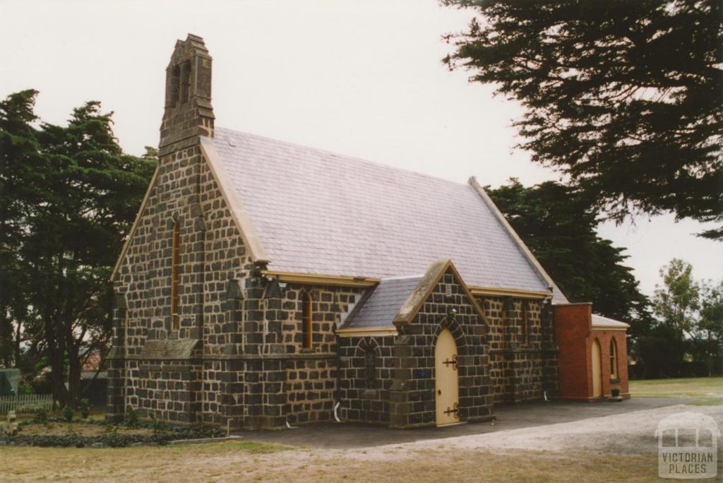 St Marks Church of England, Leopold, 2004
