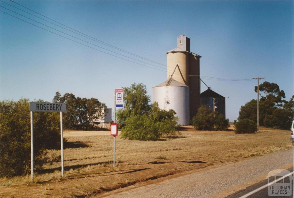 Rosebery, 2005