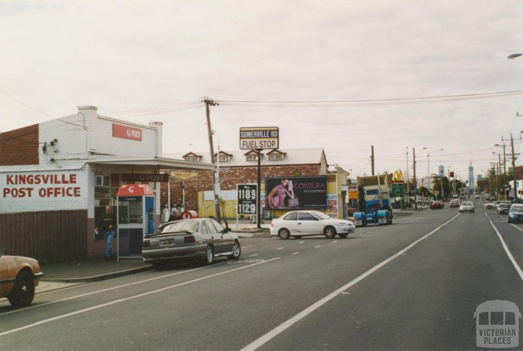 Somerville Road, Kingsville, 2005
