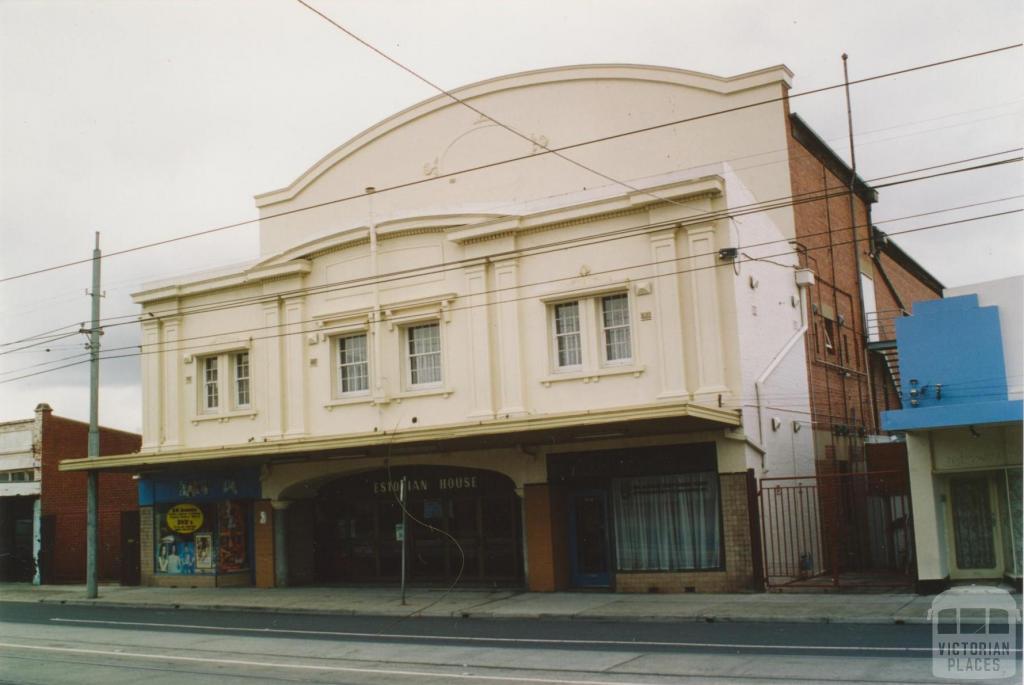 Former Estonian Club, Melville Road, Brunswick West, 2005