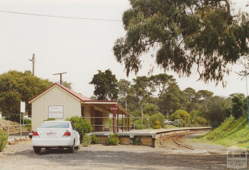 Stony Point Railway Station, 2005