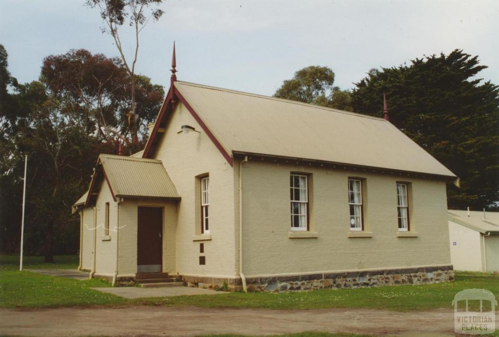 Shoreham hall, former school, 2005