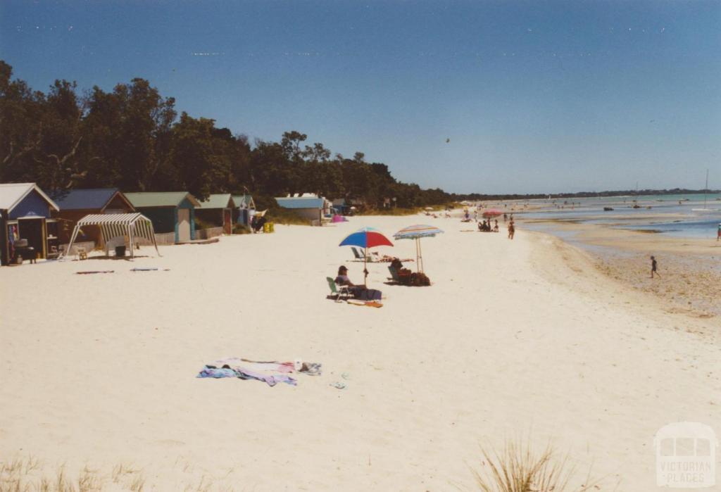 Rosebud West, 2006