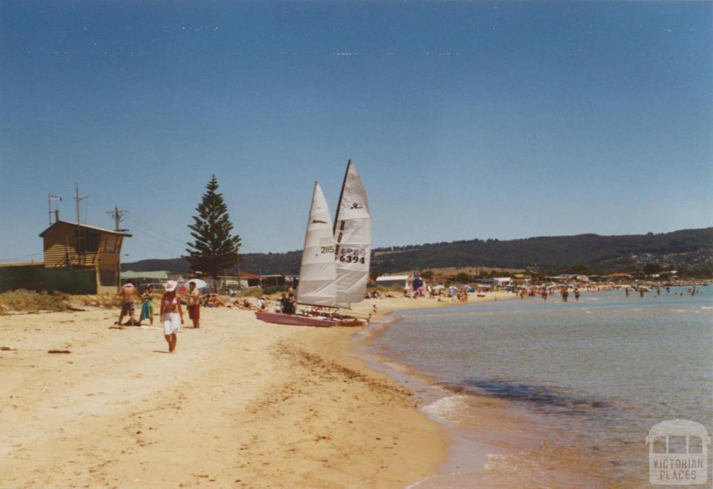 Safety Beach, 2006