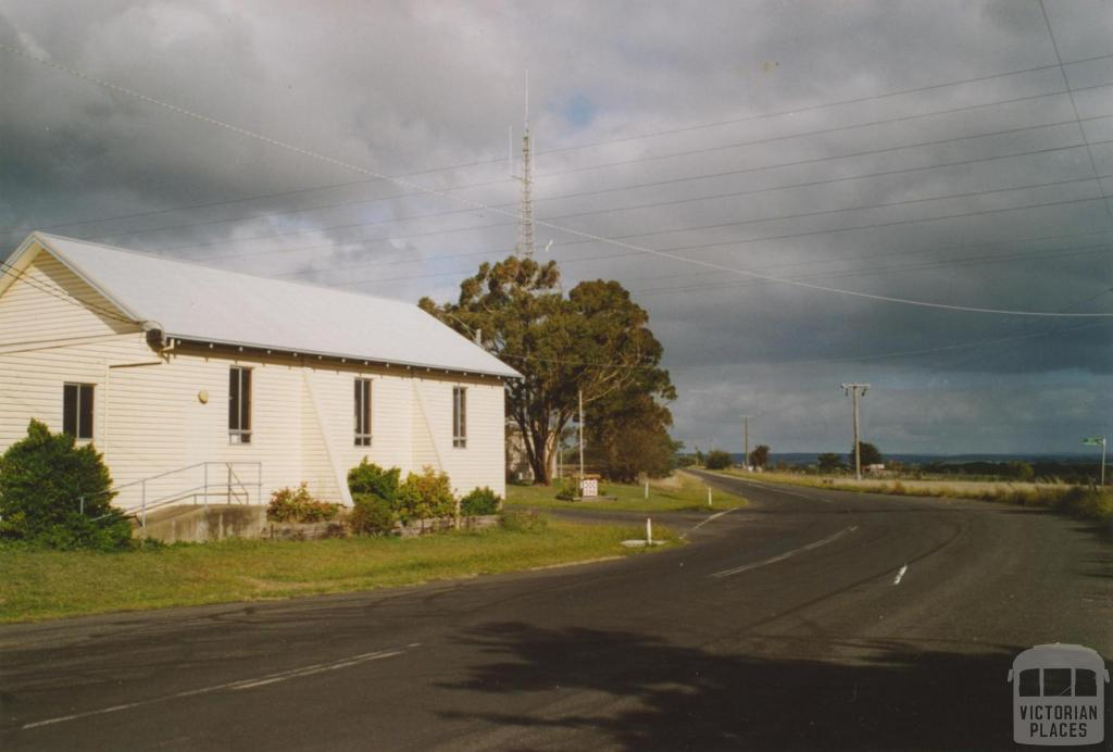 Larpent hall, 2006