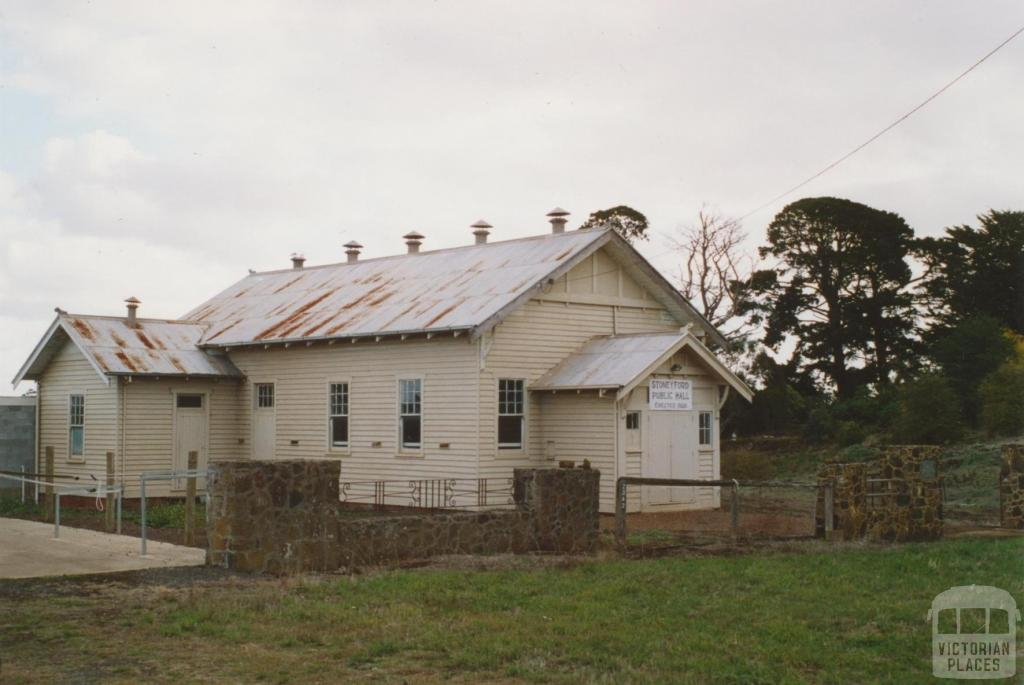 Stoneyford hall, 2006