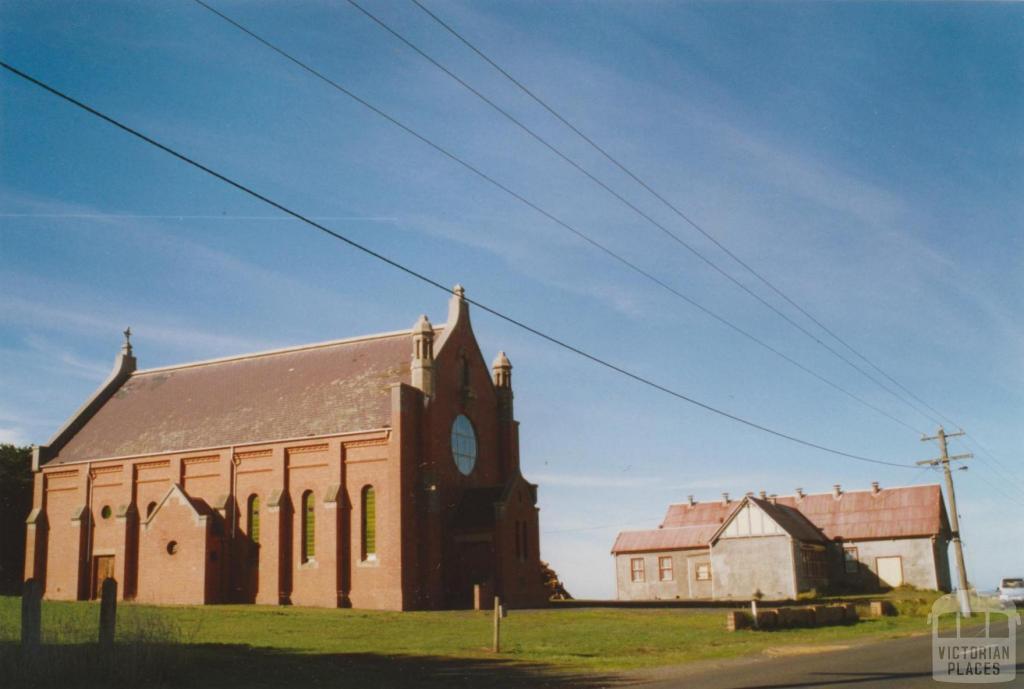 Crossley (Iona), 2006