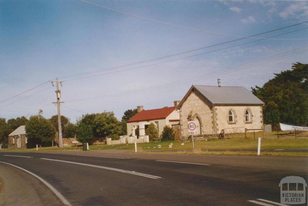 Rosebrook, Princes Highway, 2006