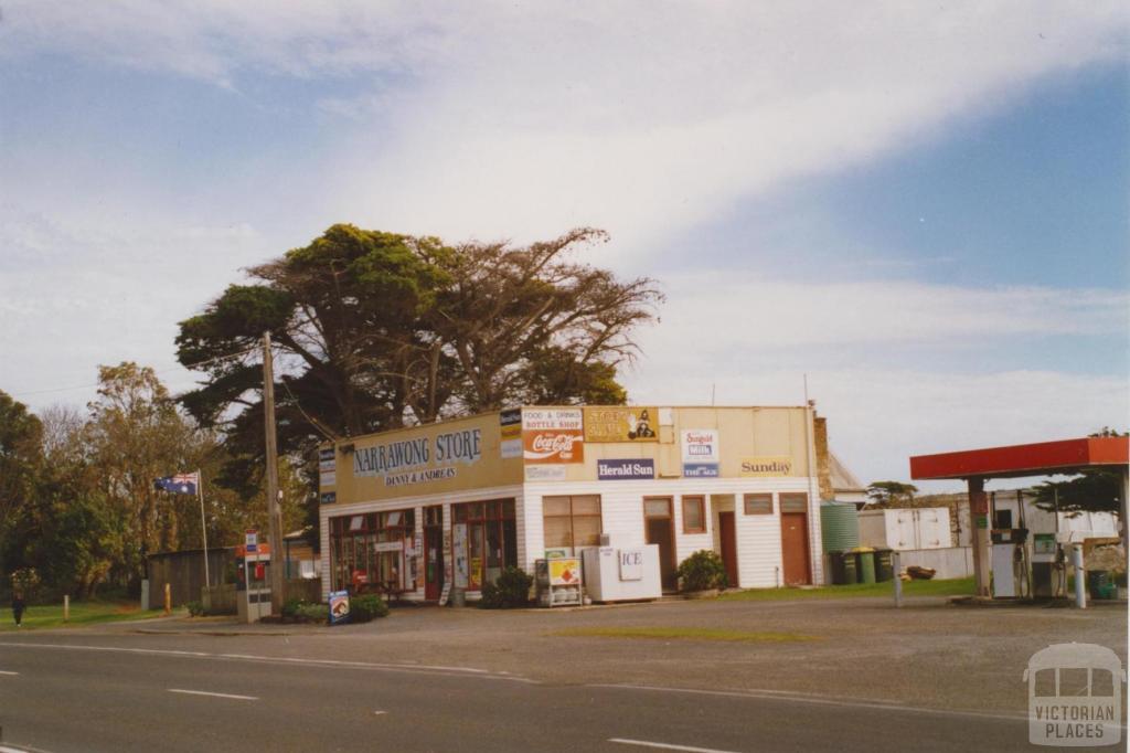 Narrawong, Princes Highway, 2006