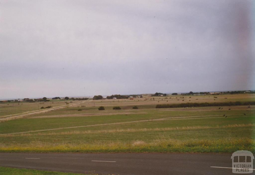 Killarney from Crossley, Iona Hill, 2006