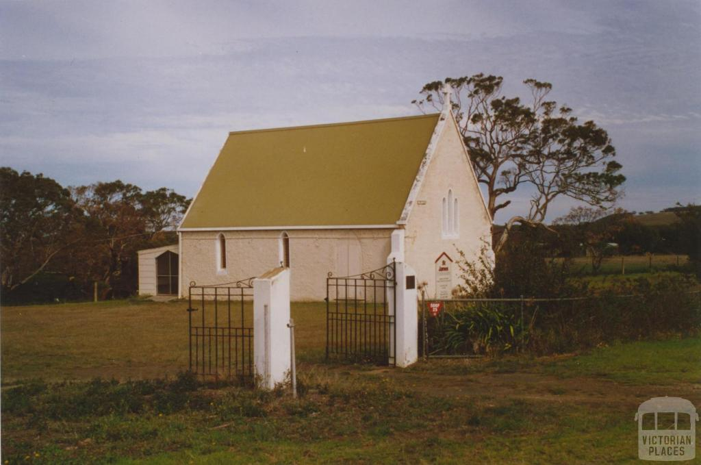 Tyrendarra Church of England, 2006
