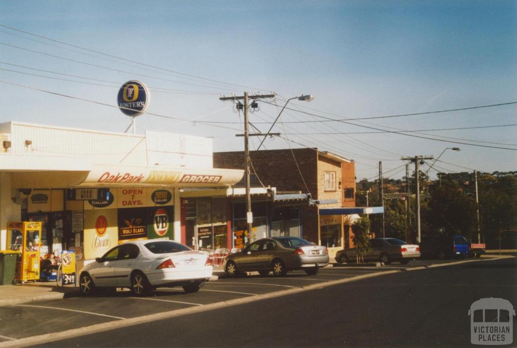 Snell Grove, Oak Park, 2007