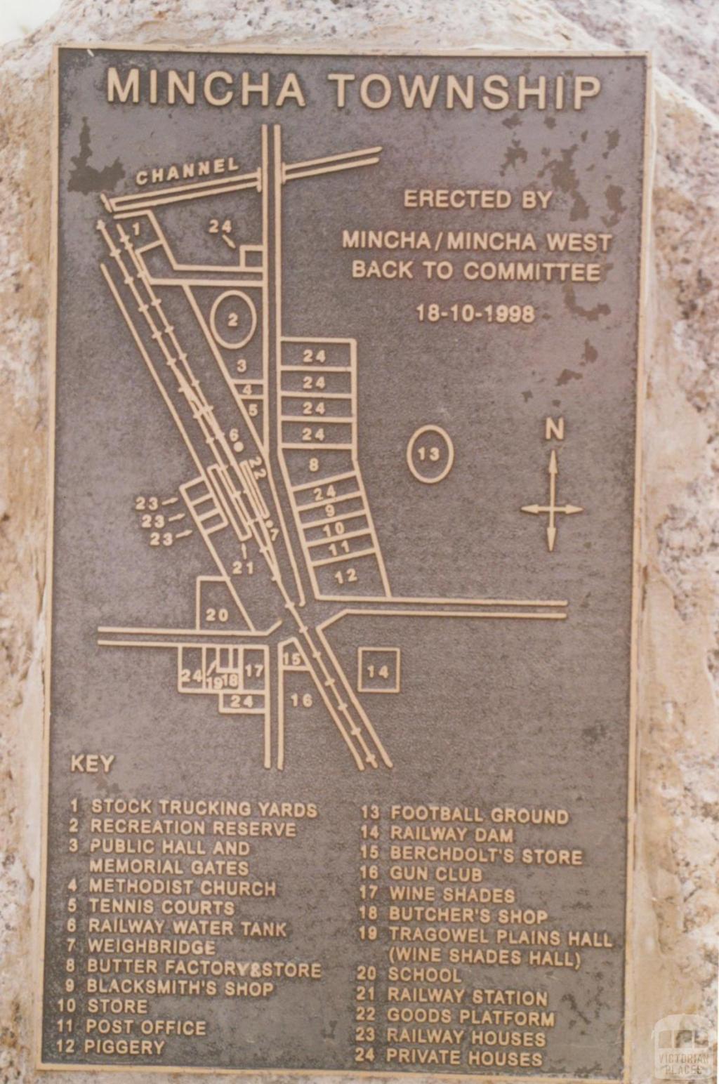 Mincha, 2007