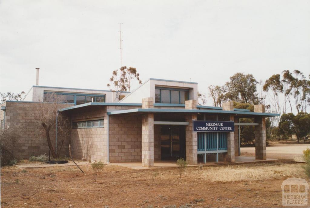 Meringur community school (1978), 2007