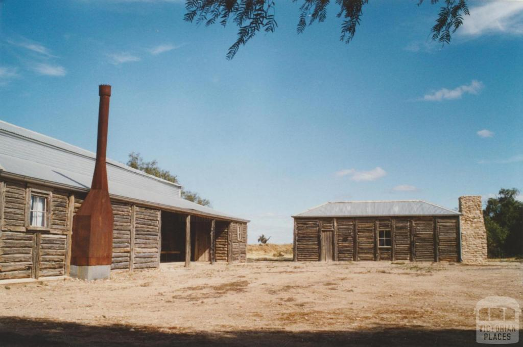 Kow Plains homestead, Cowangie, 2007