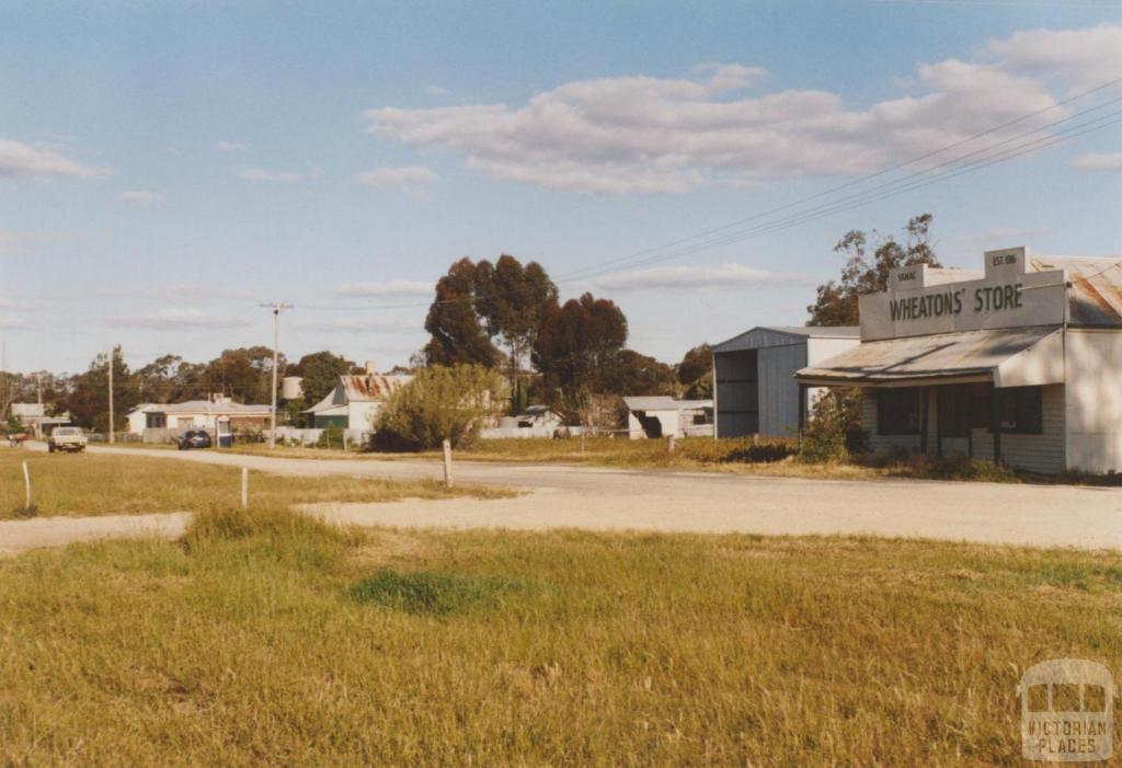 Yanac, 2007