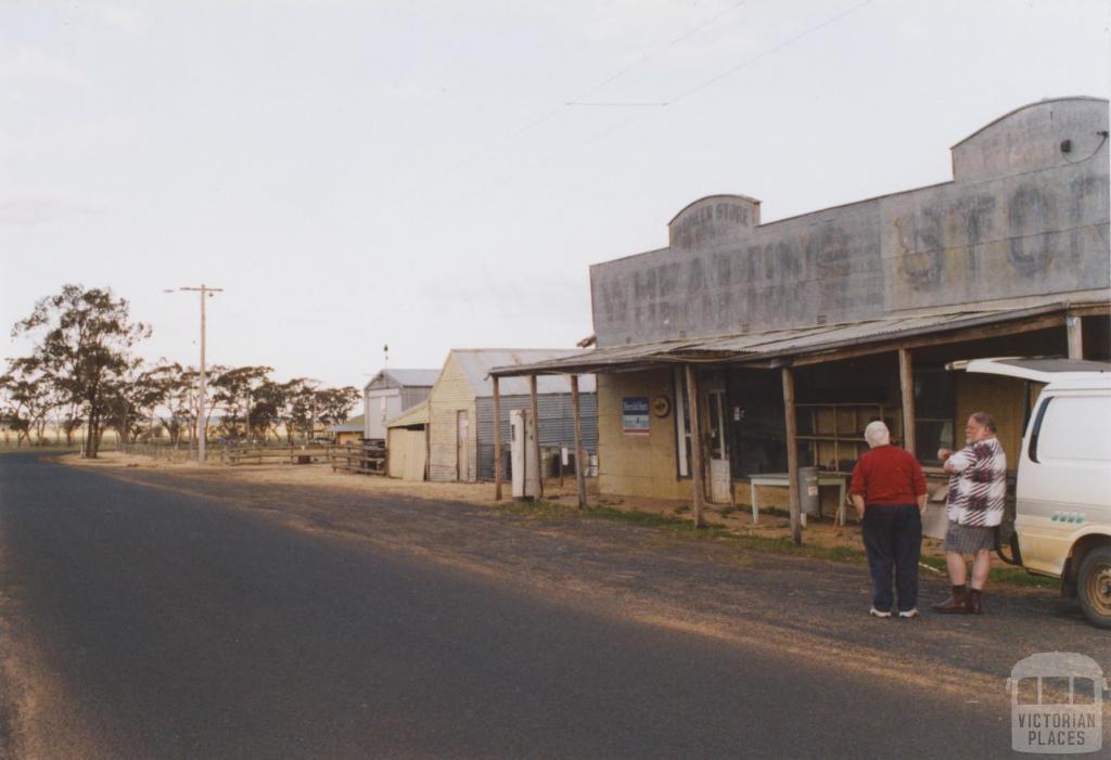 Miram (storekeeper Les Wheaton), 2007