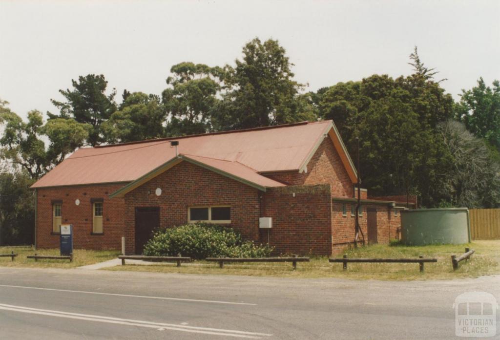 Moorooduc hall, 2008