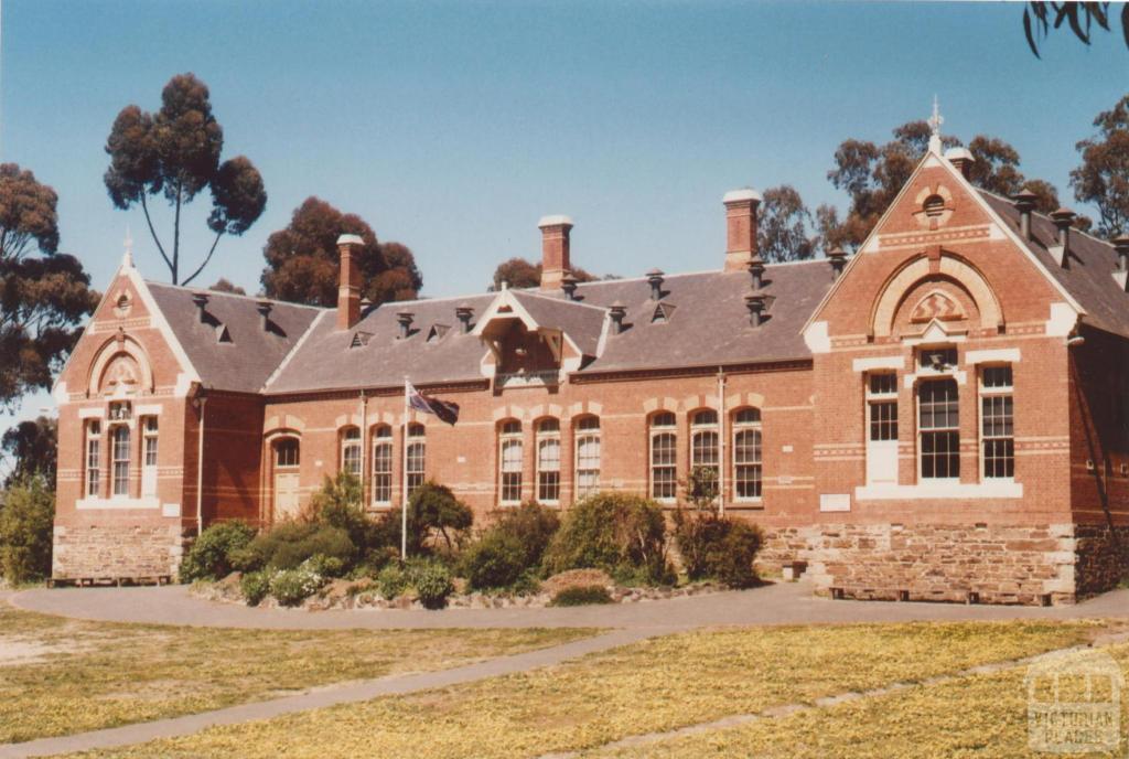 Maldon primary school, 2009
