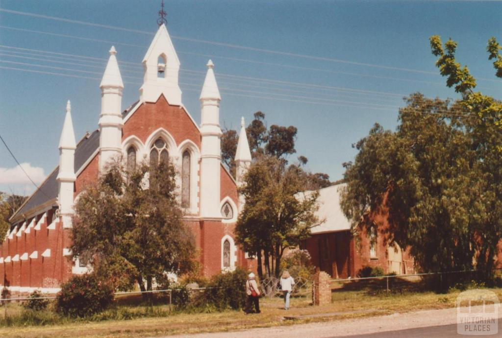 Maldon Methodist Church (1863), 2009