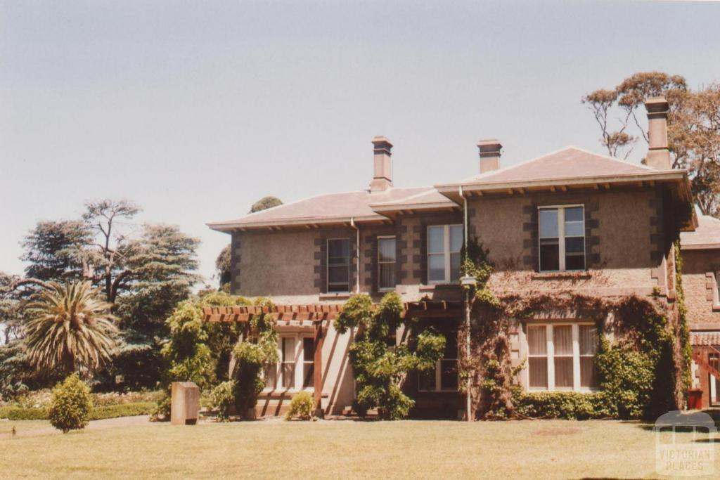 Glenormiston homestead, 2009