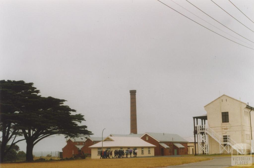 Point Nepean Quarantine Station, 2009