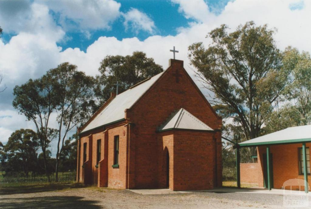 Strathfieldsaye Methodist Church, 2009
