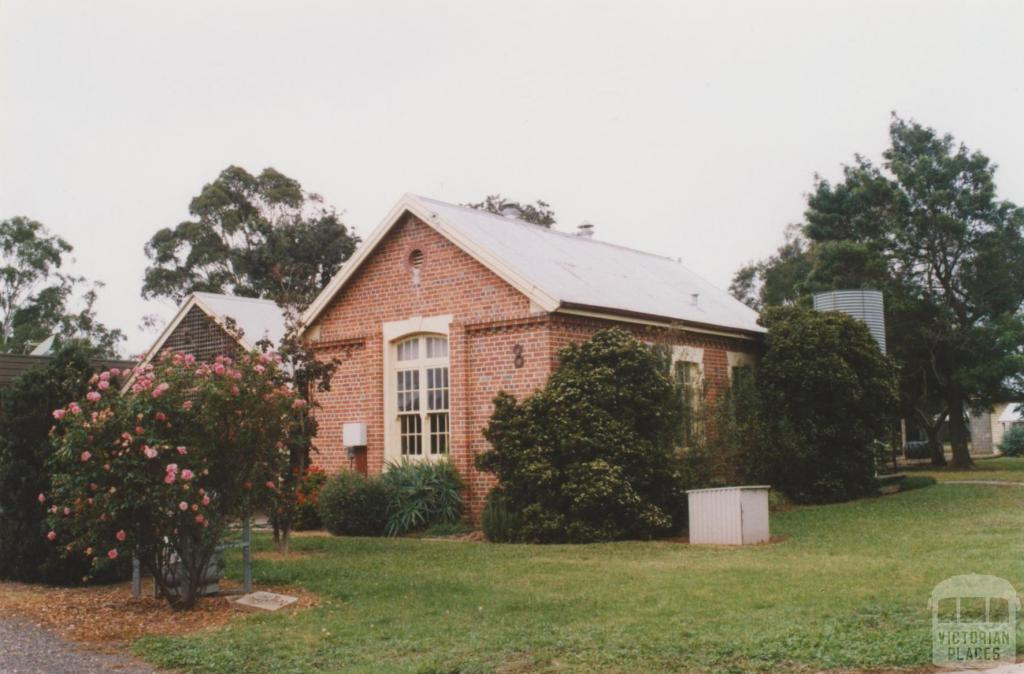 Bundalaguah school, 2010