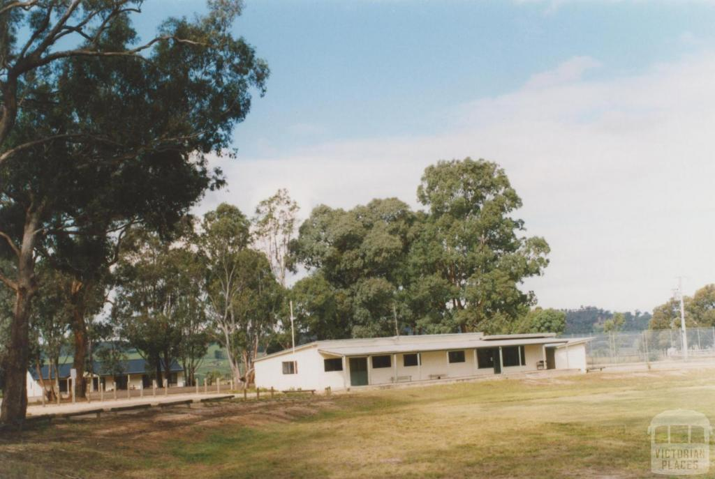 Sarsfield recreation reserve, 2010