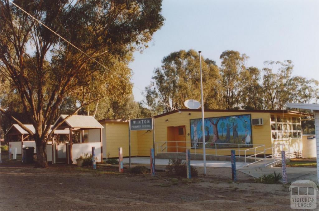 Winton primary school, 2010