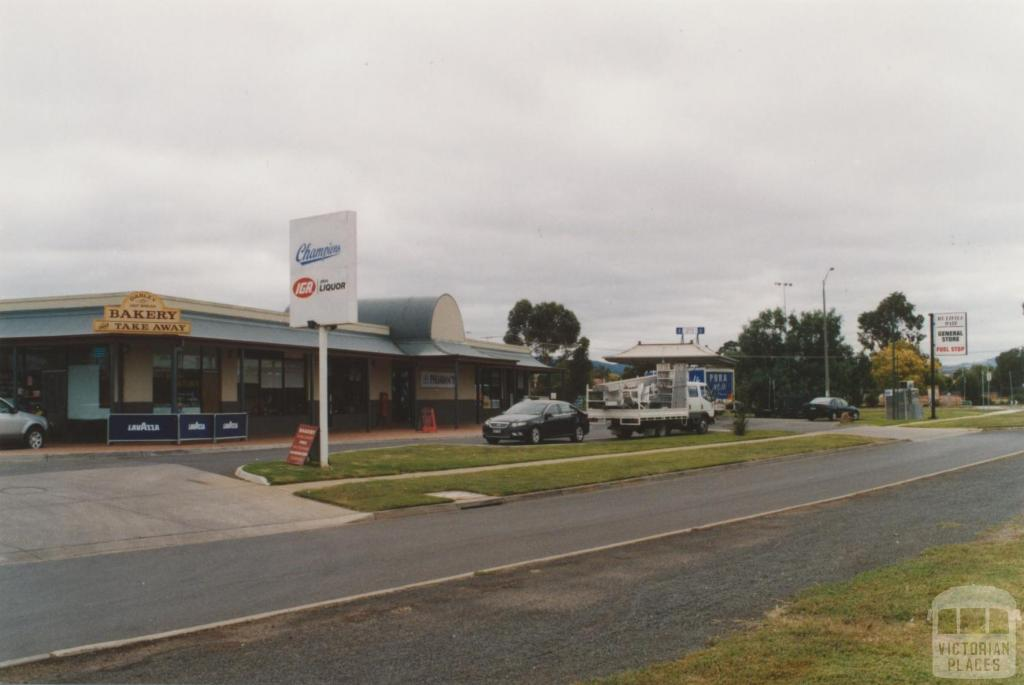 Darley Plaza, Bacchus Marsh and Gisborne Road, 2010