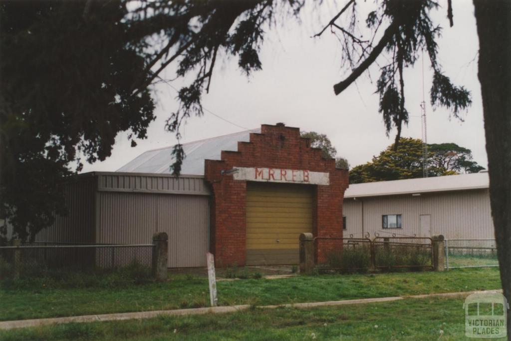 Rural Fire Brigade, Miners Rest, 2010