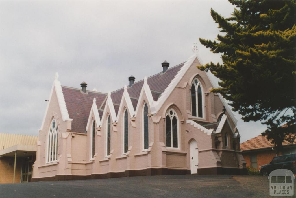 Creswick Uniting Church, 2010