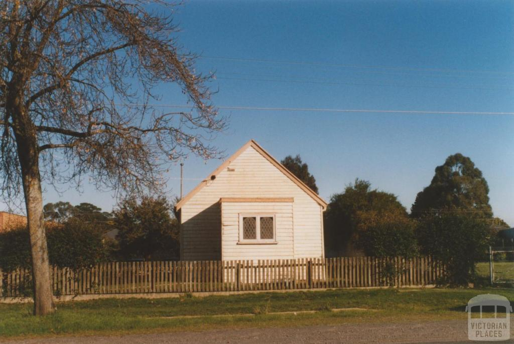 St David's Presbyterian Church, Darling Street, Redan, 2010