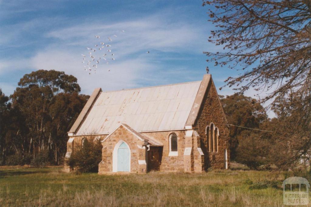 St Mary's Church (1871), Kingower, 2010