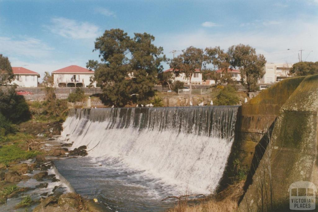 Merri Creek, Coburg North, 2010