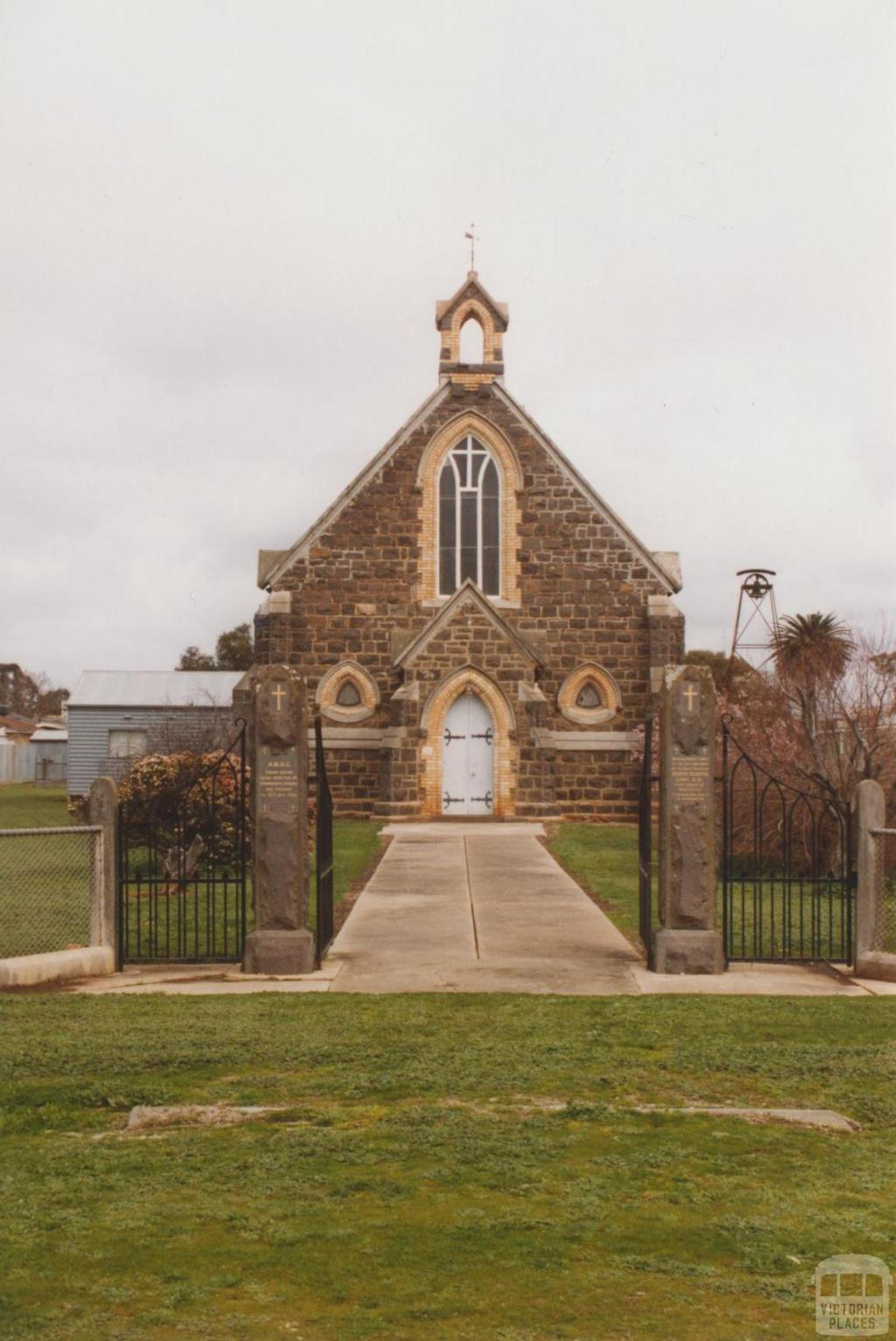 Carisbrook Anglican Church, 2010
