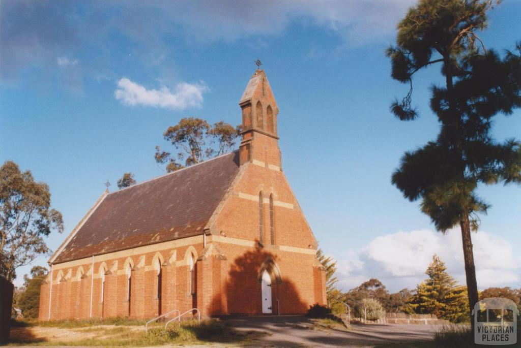 Anglican Church, Avoca, 2010