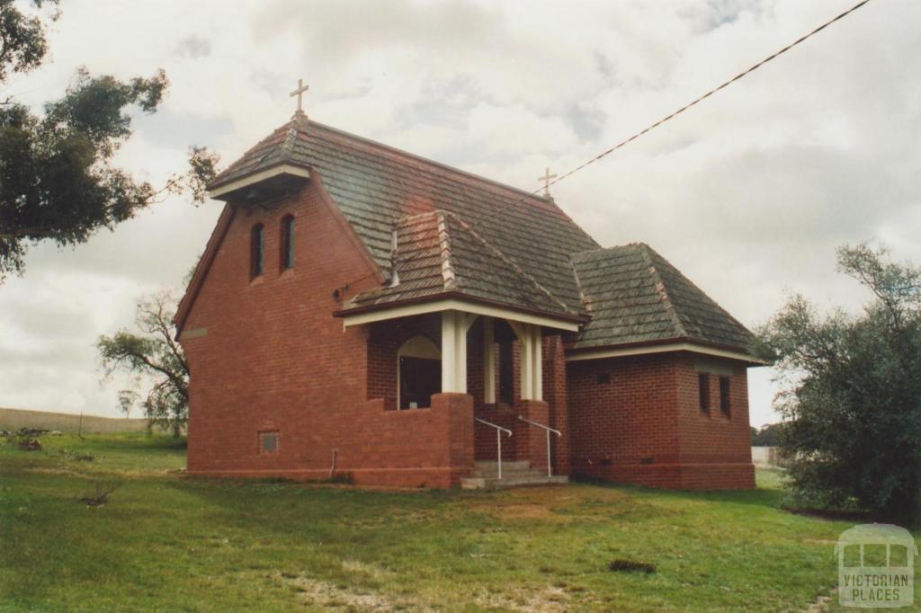 Emu Creek Church of England, 2010