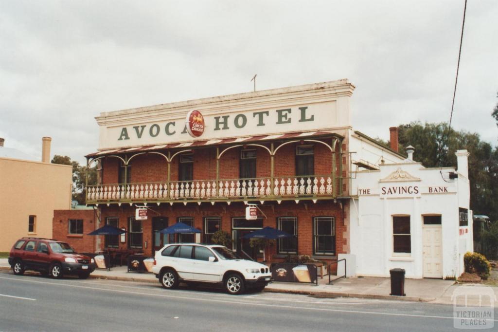 Hotel Avoca, 2010