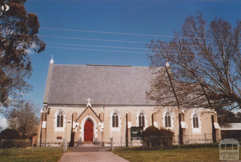 Catholic Church, Gisborne, 2010