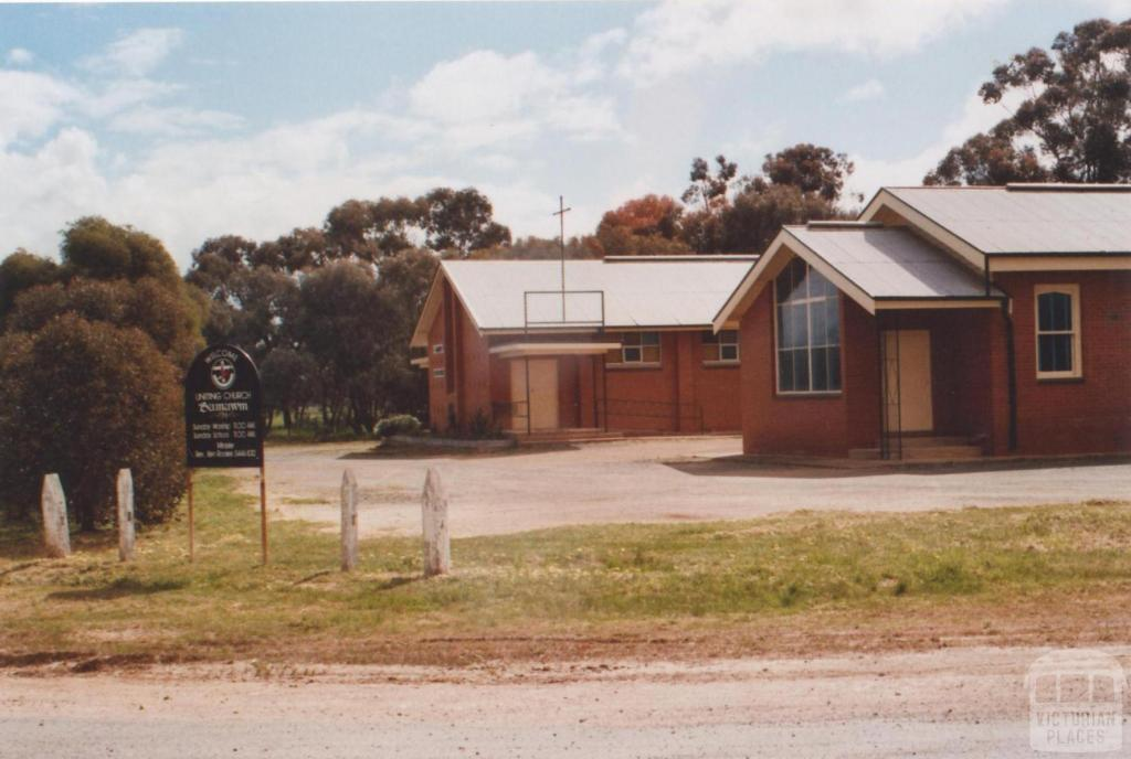Uniting Church, Bamawm, 2010