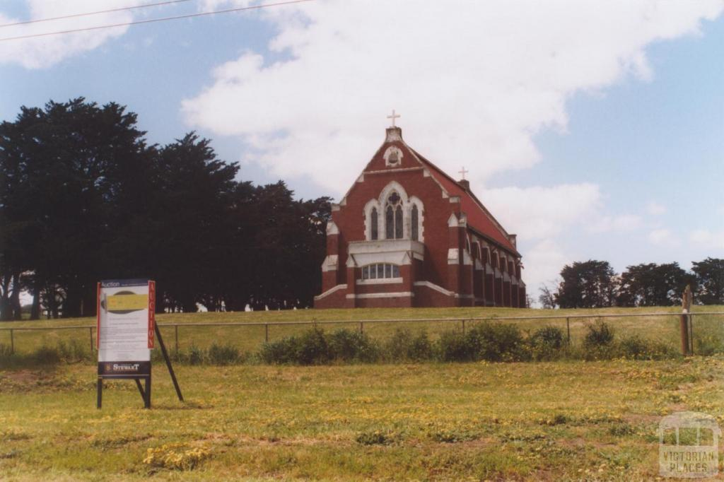Catholic Church, Beeac, 2010
