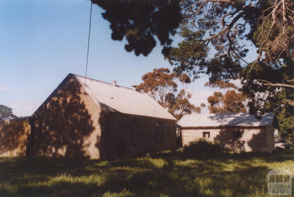 Former school, Weering, 2010