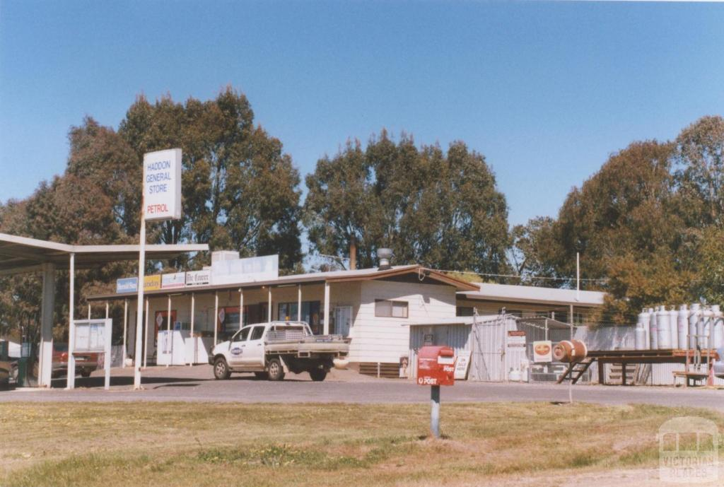 General Store, Haddon, 2010