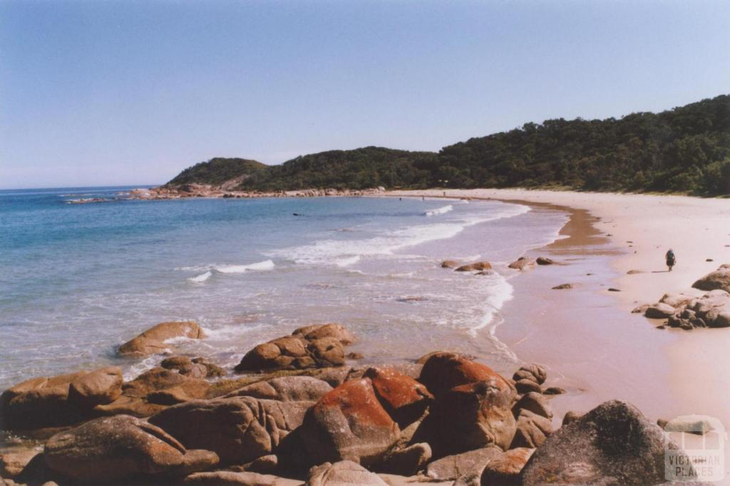 Honeymoon Bay, Point Hicks, 2010