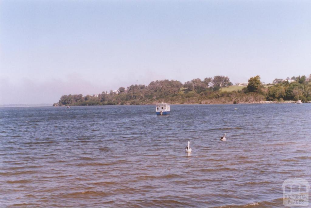 Robertson Bight, Mallacoota, 2011